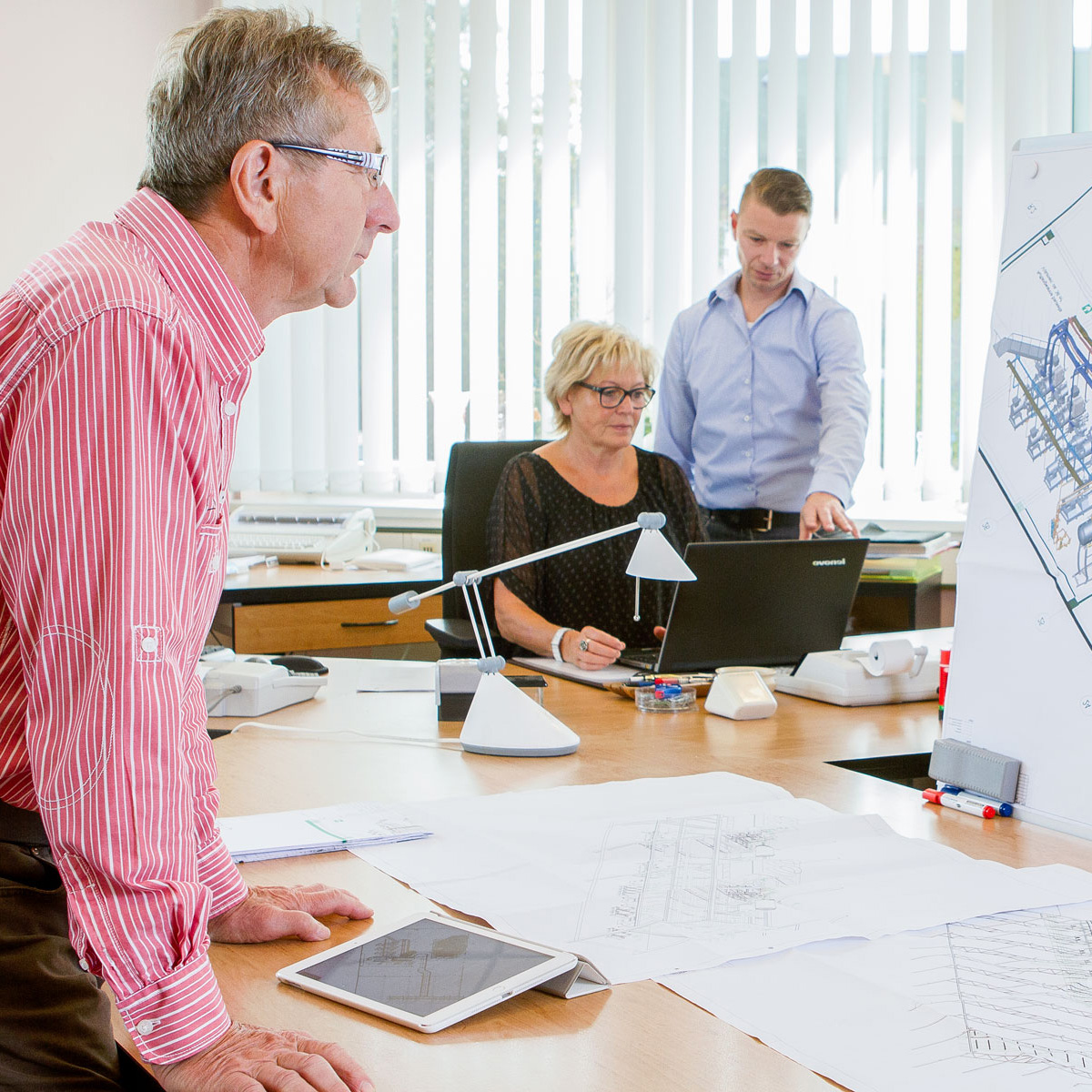 Planung und Projektbegleitung